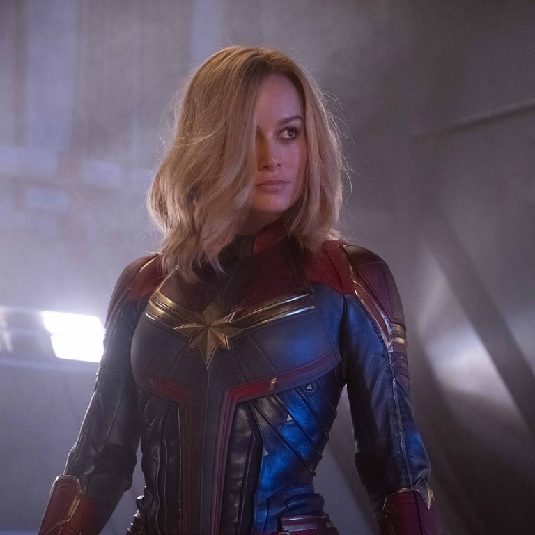 A Few Thoughts on CAPTAIN MARVEL…